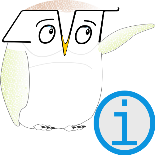 Covot Eule, das Maskottchen von Covot.net
